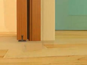 Межкомнатные двери купе своими руками29