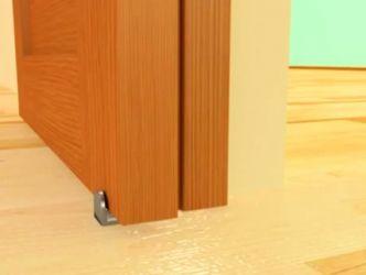 Межкомнатные двери купе своими руками6