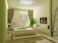 Оливковый цвет стен 1