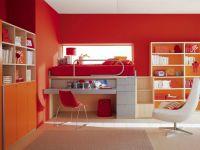 Коралловый цвет стен 11