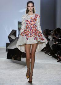платье из цветов3