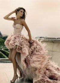 платье из цветов8