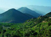 Горы Марокко