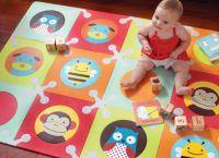 напольное покрытие пазлы для детской комнаты1