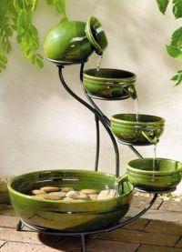 Декоративный фонтан для квартиры3