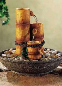 Декоративный фонтан для квартиры4