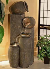 Декоративный фонтан для квартиры8