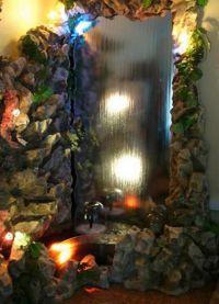 Декоративный фонтан для квартиры9