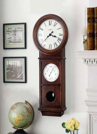Настенные часы из дерева9