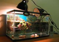 Ультрафиолетовая лампа для аквариума2