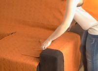 Чехол на угловой диван4