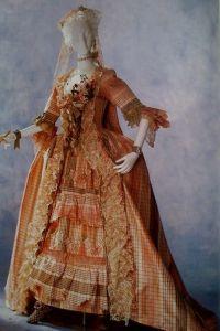 женщина в стиле рококо 2