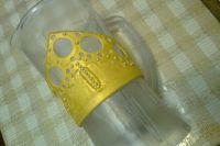 как сделать золотую корону из мастики 6