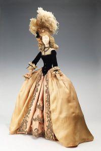 женщина в стиле рококо 7