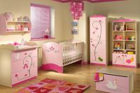 Детская комната в стиле модерн 1