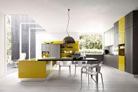 Дизайн кухни в стиле модерн 1
