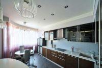 Дизайн кухни в стиле модерн 2