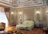 Интерьер квартиры в стиле барокко 2