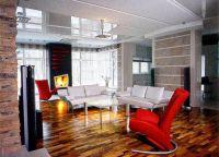Квартира в стиле хай тек 1