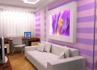 Квартира в стиле хай тек 3