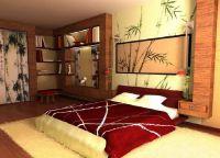 Квартира в японском стиле 3