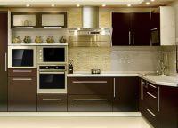 кухонный напольный шкаф11