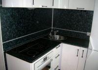кухонный напольный шкаф13
