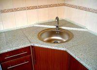 кухонный напольный шкаф14
