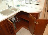 кухонный напольный шкаф15