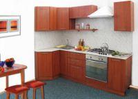 кухонный напольный шкаф16