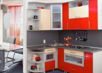 кухонный напольный шкаф17