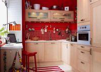 кухонный напольный шкаф7