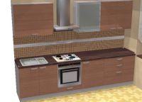 кухонный напольный шкаф8