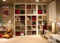 Стеллажи для детской комнаты6