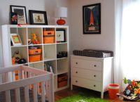 Стеллажи для детской комнаты9