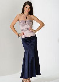 Красивые длинные платья 1