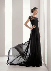 Красивые длинные платья 2