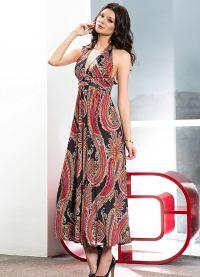 Красивые длинные платья 3