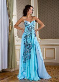 Красивые длинные платья 4