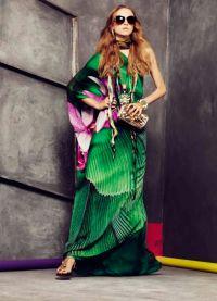 Красивые длинные платья 6