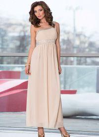 Красивые длинные платья 7