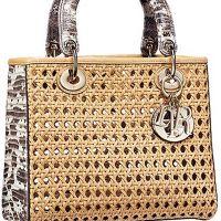 Плетеные сумки 1