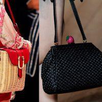 Плетеные сумки 2