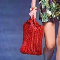 Плетеные сумки 3
