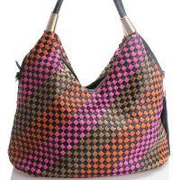 Плетеные сумки 7
