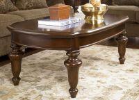 деревянные журнальные столики 9