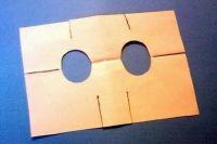 как сделать маску из бумаги_1