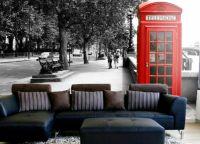 Фотообои Лондон1