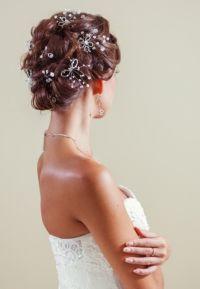как красиво заколоть волосы невидимками 4