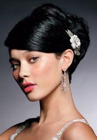 как красиво заколоть волосы невидимками 8